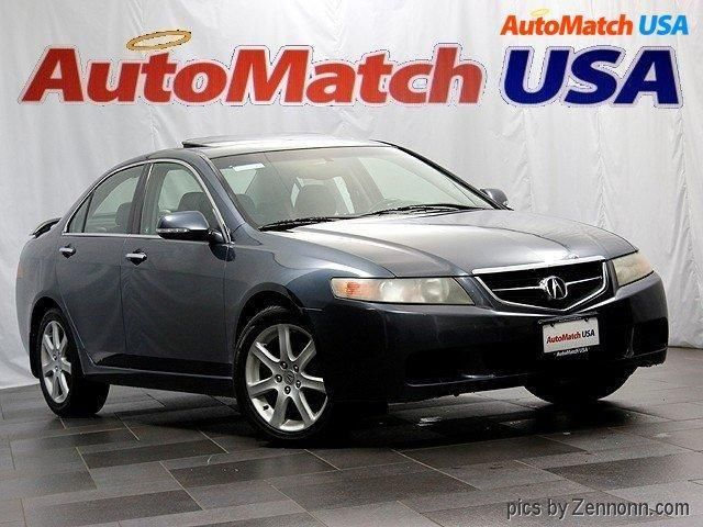 2004 Acura TSX with Navigation