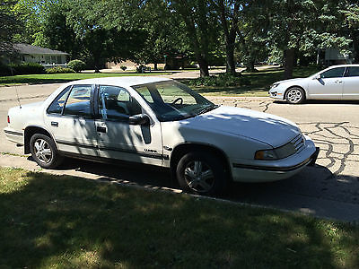 Chevrolet : Lumina 1992 chevy lumina 130 k miles good condition runs well