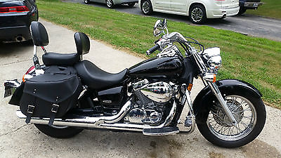 2004 honda shadow 750 aero motorcycles for sale. Black Bedroom Furniture Sets. Home Design Ideas