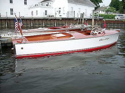 1947 Chris Craft 16' Special Runabout