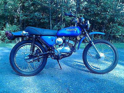 1980 Kawasaki Ke100 Motorcycles for sale