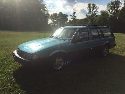 Chevrolet : Cavalier VL Sedan 4-Door 1993 chevrolet cavalier vl sedan 4 door 2.2 l