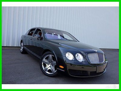 Bentley : Continental Flying Spur Bentley Continental Flying Spur Arnage phantom 2006 bentley continental flying spur rolls royce phantom arnage red inside