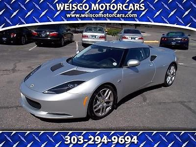 Lotus : Evora 2+2 2010 lotus evora one owner with only 4 700 miles