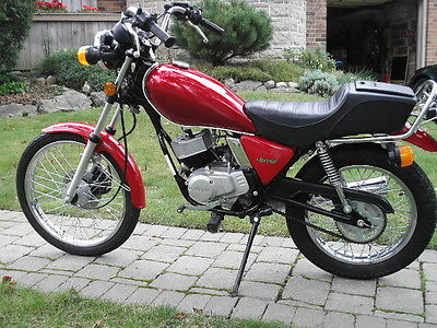 Yamaha : Other YAMAHA RX50 (1984) HIGHLY COLLECTABLE UNIQUE