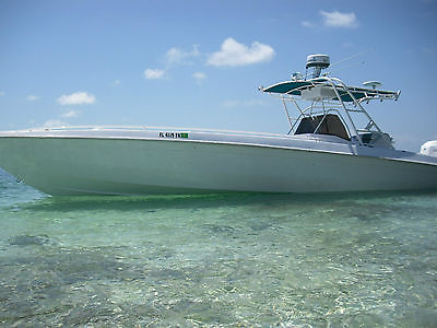 1986 CHRIS CRAFT SCORPION CENTER CONSOLE RESTORED AND UPDATED ( NO ENGINES )
