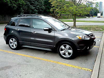 Acura : RDX SH-AWD TECH 2009 acura rdx sh awd tech showroom condition no accidents