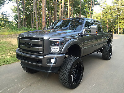 Ford : F-250 Lariat Crew Cab Pickup 4-Door 2012 Ford F 250  T