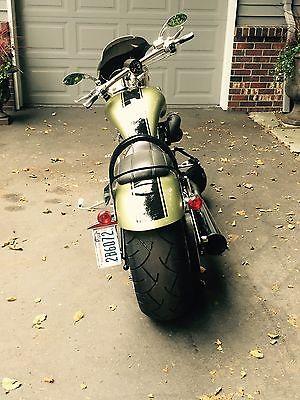 Custom Built Motorcycles : Chopper Dream Chopper - Harley Davidson Wild West Custom Chopper