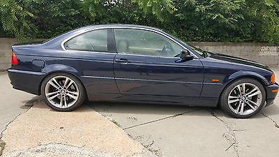 BMW : 3-Series 330Ci 2dr Cp 2001 bmw 330 ci clean carfax