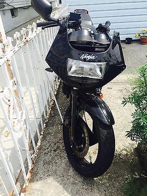 Kawasaki : Ninja 2001 kawasaki ninja 500 best selling starter bike for sale