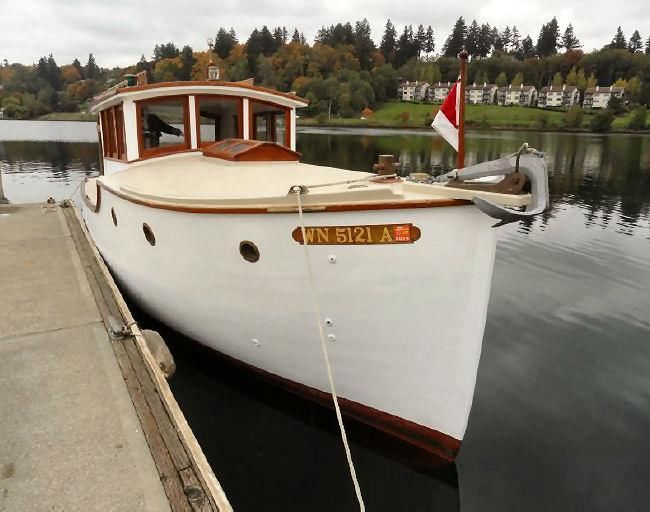 25' Stimson Dreamboat