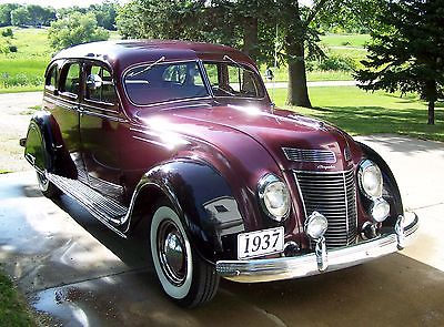 Chrysler : Other 1937 chrysler