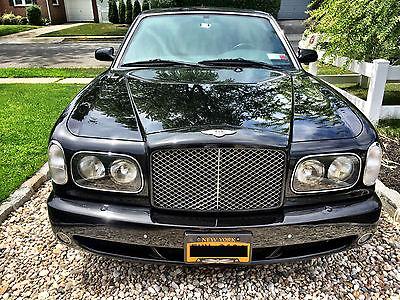 Bentley : Arnage T Mulliner 2002 bentley arnage t sedan 4 door 6.7 l
