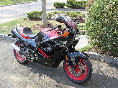 Honda : CBR 1987 cbr 1000 hurricane original