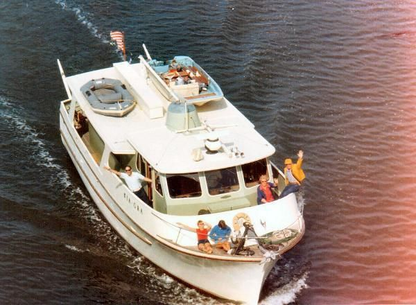 49' Hansen Pilothouse