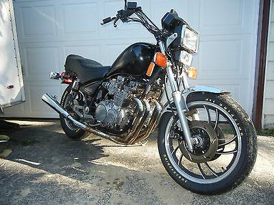 Yamaha : Other Yamaha 750 Maxim 1982