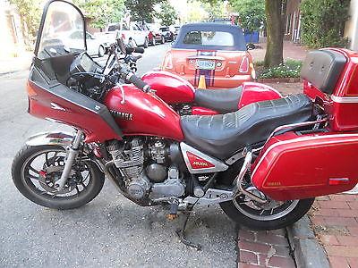 Yamaha : Other 1982 xj 750 maxim