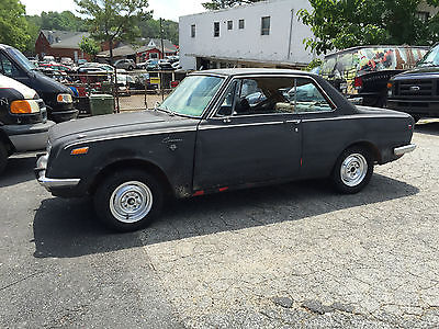 Toyota : Other Deluxe Toyota Corona 2 door coupe 1970 rt52 dry midwest runs toyopet deluxe mark II