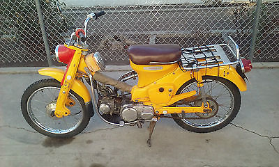 Honda : CT 1969 honda ct trail 90 motorcycle