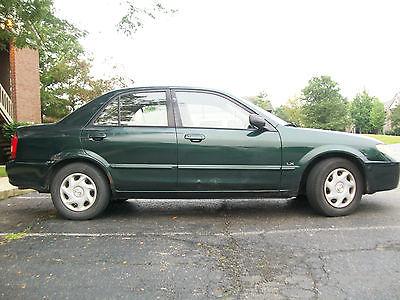 Mazda : Protege DX 2001 mazda protege dx sedan 4 door 1.6 l
