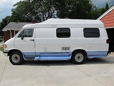 Dodge : Ram Van 1996 dodge roadtrek popular 190 van class b