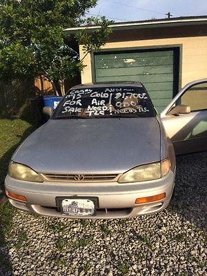 Toyota : Camry LE Sedan 4-Door 1995 toyota camry le sedan 4 door needs tlc runs cold air