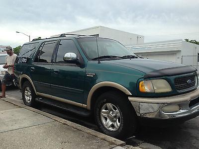 Ford : Expedition Eddie Bauer Sport Utility 4-Door 1997 ford expedition eddie bauer sport utility 4 door 4.6 l