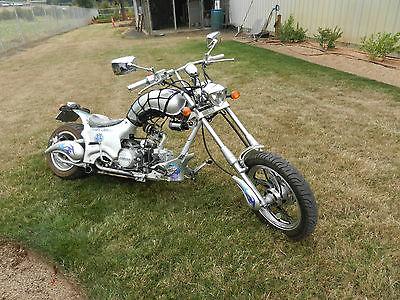 Custom Built Motorcycles : Chopper Mini Chopper, 2007 ASTR
