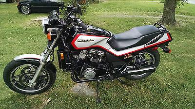 Honda : Other 1984 honda sabre v 65 1100 cc great conditions