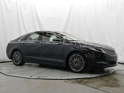 Lincoln : MKZ/Zephyr AWD AWD 3.7L Nav Htd & AC Seats BLIS THX Sound Panorama Moonroof Must See Save