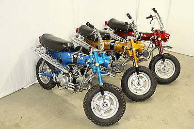Honda : CT Honda CT70 Collection CT 70 Mini Trail Minitrail like Z50 3 speed 1970 1971 1969