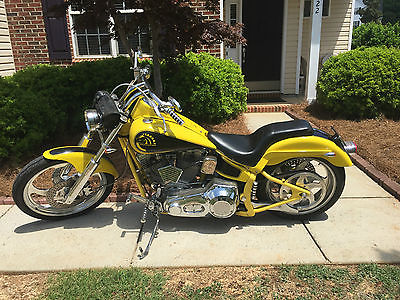 American Ironhorse : Outlaw American Iron Horse custom chopper