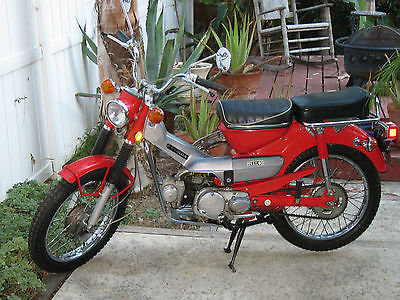 Honda : CT Honda CT 90 Trail Bike Enduro Dual Pupose 110 Scooter Classic