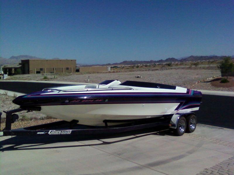 1994 Eliminator Extreme Boat
