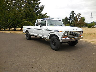 1979 Ford F250 4x4 Cars For Sale