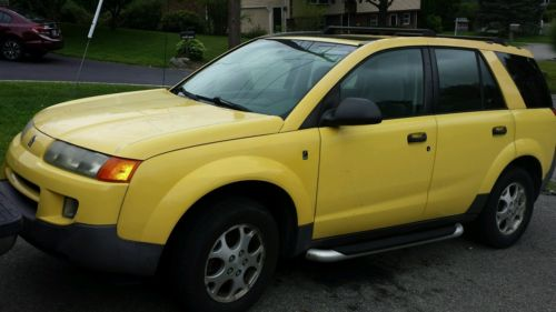 Saturn : Vue Suv 2003 saturn vue 3.0 6 cyl awd for parts or repair
