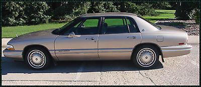 Buick : Park Avenue Base Sedan 4-Door 1995 buick park avenue base sedan 4 door 3.8 l