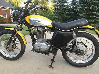 Ducati 450 scrambler for sale