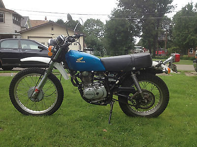 1976 honda xl250 motorcycles for sale. Black Bedroom Furniture Sets. Home Design Ideas