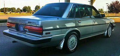 Toyota : Cressida Luxury Sedan 4-Door 1987 toyota cressida luxury sedan 4 door 2.8 l