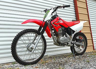 Honda : CRF 2013 honda crf 100 f like new
