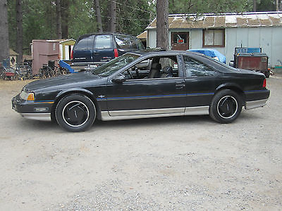 Ford : Thunderbird S/C 35 th anniversary super coupe