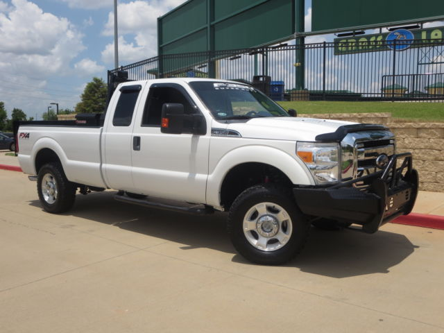 Ford : F-350 4WD SuperCab TEXAS OWN 2012 F-350 EXTENDED CAB 4X4 WITH TOMMY LIFT GATE ONE OWNER 23 SVC