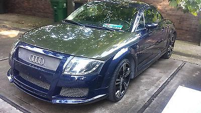 Audi : TT Quattro 2002 audi tt quattro 225 hp awd coupe low miles 8999 houston