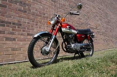 Honda : CB 1971 honda cb 100