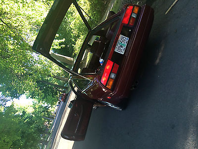 Nissan : 300ZX Coupe-two seat Very clean low mailage 1986 nissan 300zx.