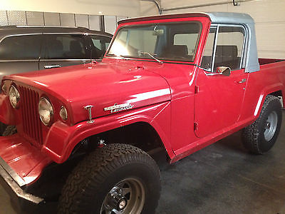 Jeep : Commando 1969 jeepster commando