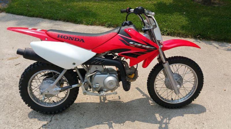 honda crf 100 dirt bike motorcycles for sale. Black Bedroom Furniture Sets. Home Design Ideas