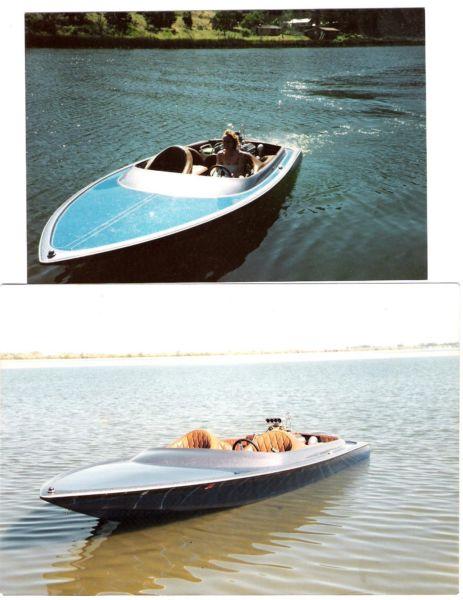 1977 Classic Jet Boat 18'